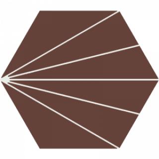 Gạch bông lục giác LG402.6