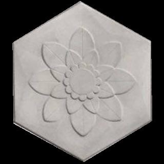 Gạch bông lục giác 3D