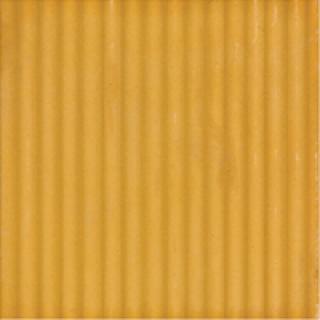 Gạch bông đơn màu khía vàng GB-03