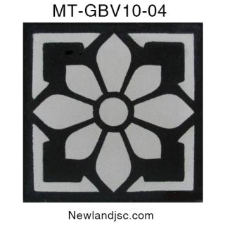 Gạch bông KT 100x100mm MT-GBV10-04