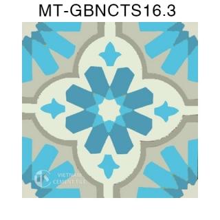 Gạch bông KT 150x150mm MT-GBNCTS16.3