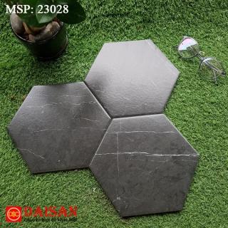 Gạch bông men lục giác nhập khẩu kích thước 200*230mm 23028