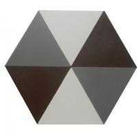 Gạch lục giác HER101 - S9.3, S7005, S1.0