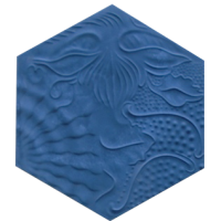 Gạch bông 3D Barcelona