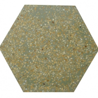 Gạch bông lục giác THEX (S7.14 & yellow chip)