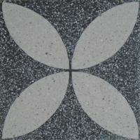 Gạch bông vuông TA118 (S800, S834, white stone)