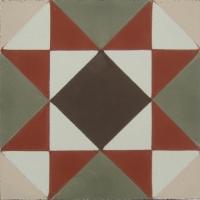 Gạch bông vuông 14x14 M415 (S7.18, S4.2, S9.3, S6.8, S834)