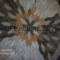 Bàn mosaic thủ công CTS-05